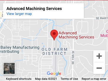 Advanced Machining Services, 20690 Carmen Loop # 100, Bend, OR 97702